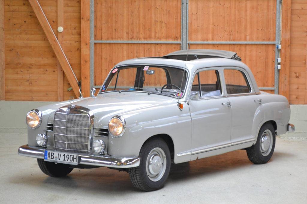 Mercedes Benz W120